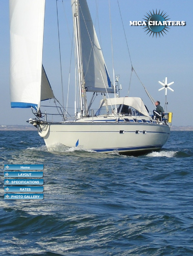 reefing mainsail